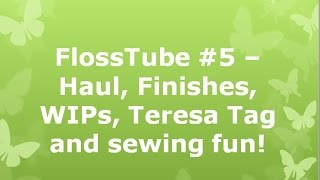 getlinkyoutube.com-FlossTube #5 - All The Things