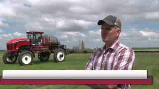 Apache Sprayer: Power-to-the-Ground™ Technology