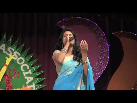 TRI-STATE TELUGU ASSOCIATION:  30TH ANNIVERSARY: MELODIOUS MOMENTS WITH SUNITHA: SUNITHA SOLO