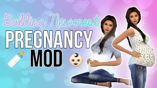 getlinkyoutube.com-❤ The Sims 4: How to Have Triplets (Pregnancy Mod) ❤