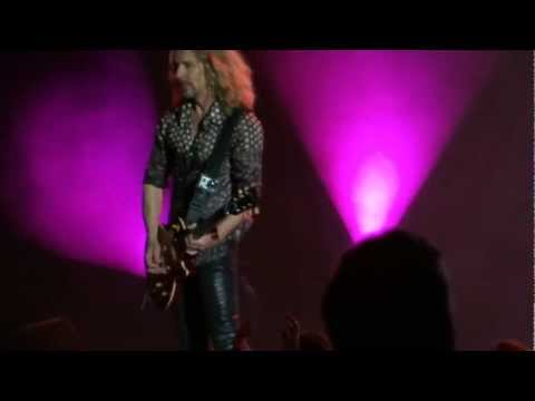 Styx Live 2012 - Come Sail Away - 5/12/2012 - Woodlands Pavilion