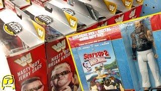 getlinkyoutube.com-MIND BLOWING WWE Walmart Exclusive Toy & DVD Bundle?! EPIC WWE & more Toy Hunt, TOYLAND BABYLAND!!