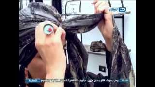 getlinkyoutube.com-النهاردة | طرق مبتكرة للفات الحجاب