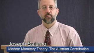Modern Monetary Theory: The Austrian Contribution | Joseph T. Salerno (Lecture 5 of 10) view on youtube.com tube online.