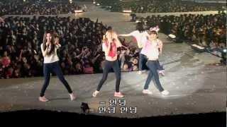 getlinkyoutube.com-SNSD/GIRLS' GENERATION The 1st Asia Tour Into The New World P2