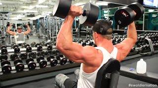 getlinkyoutube.com-Swoldier Nation - Trainer Edition - Building Better Shoulders