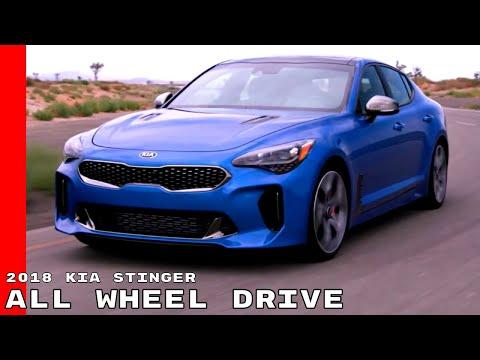 2018 Kia Stinger GT2 AWD All Wheel Drive