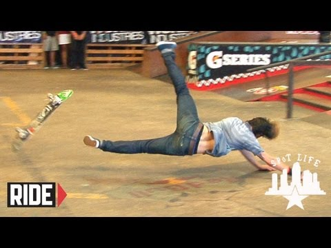 Leo Romero, Matt Bennett, and Billy Marks Raw Footage Tampa Pro 2012 - SPoT Life Event Check