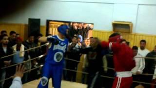 الملاكم ياسين الخطيب Jordan boxing