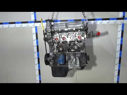 Двигатель Chevrolet для Spark 2010-2015