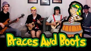 getlinkyoutube.com-Chaves e Chapolin #11 Braces And Boots BGM Musica
