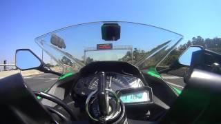 getlinkyoutube.com-Ninja 300 Top Speed 200km/h