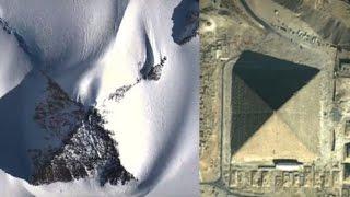 getlinkyoutube.com-Mężczyzna twierdzi, że odkrył na Antarktydzie ogromną nieznaną dotychczas piramidę