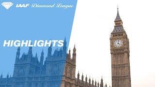 London Day 1 Highlights 2018 - IAAF Diamond League