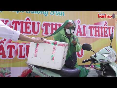 Chung tay tiêu thụ vải thiều chất lượng cao của Bắc Giang tại TP HCM