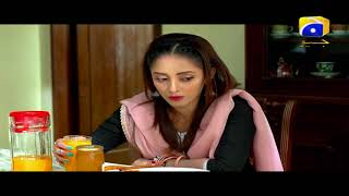 Ghar Titli Ka Par Episode 3 Best Moments 01 | Har Pal Geo