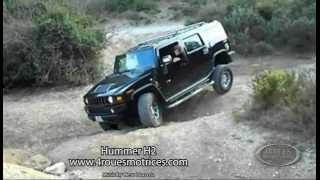 getlinkyoutube.com-Essai Hummer H2 - 4rouesmotrices.com