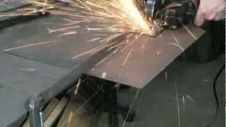 getlinkyoutube.com-Straight Cutting Metal With Abrasive Discs