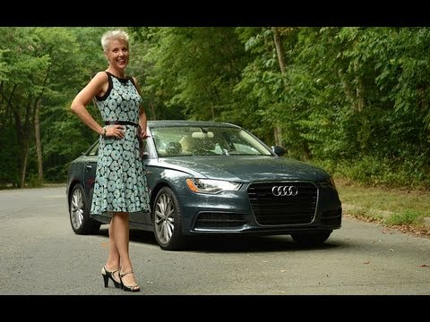 RoadflyTV - 2012 Audi A6 Test Drive &amp; Review
