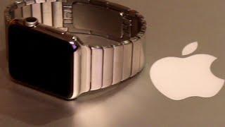 getlinkyoutube.com-Apple Watch Link Bracelet Copy/Fake Review & Comparison
