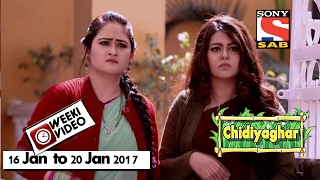 getlinkyoutube.com-WeekiVideos | Chidiyaghar | 16th Jan to 20th Jan 2017 | Episode 1337 to 1341