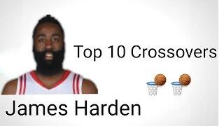 getlinkyoutube.com-James Harden Top 10 Crossovers