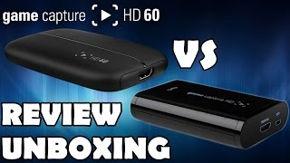 Elgato Game Capture HD60 Review vs Elgato Game Capture HD Original Comparison