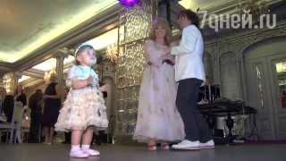 getlinkyoutube.com-День рождения Кристины Орбакайте: танцы Аллы Пугачевой с внучкой, поздравления от гостей