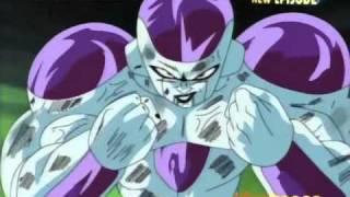 getlinkyoutube.com-Dragonball Z Kai - Gohan Fights Frieza, Goku Returns
