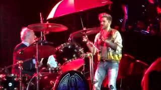 getlinkyoutube.com-Queen + Adam Lambert - Under Pressure @ Cologne, 27.05.2016
