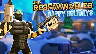 getlinkyoutube.com-Respawnables Dual Energy Pistols Gameplay