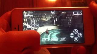 getlinkyoutube.com-iPhone 5 God of War Ghost of Sparta Gameplay! Fullspeed
