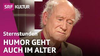 getlinkyoutube.com-Franz Hohler und Emil Steinberger - keine alten Nummern (Sternstunde Philosophie vom 16.32014)