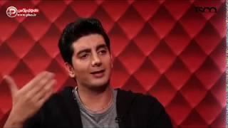 فرزاد فرزین: از صدای محسن چاوشی و علی زندوکیلی لذت می برم/قسمت دوم گفتگو/برنامه کاناپه