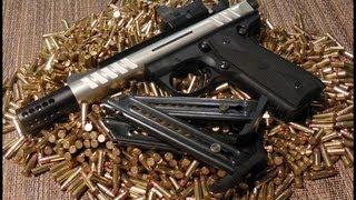 getlinkyoutube.com-Ruger 22/45 Lite Review & Shooting - .22 LR Handgun
