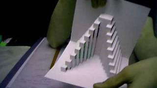 getlinkyoutube.com-PhasmidTutorials Origami Kirigami Collection - Part 2
