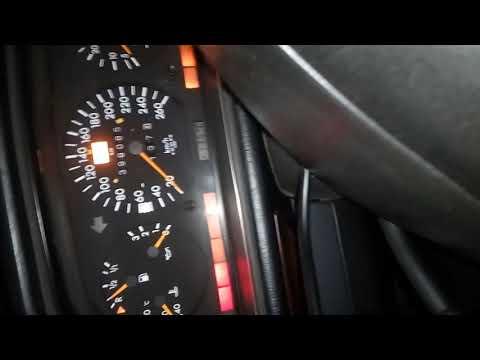 Датчик каленвала м104 Mercedes