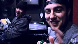 Mac Miller, Future, French Montana & Chinx Drugz - Session Studio