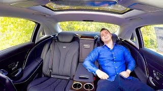 getlinkyoutube.com-2016 Mercedes-Maybach S600 Review! - More Luxurious Than A Rolls Royce?