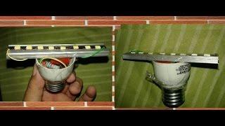 getlinkyoutube.com-Cara membuat lampu LED rumah