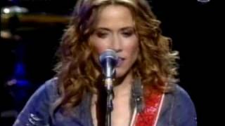 getlinkyoutube.com-Sheryl Crow - If It Makes You Happy - live - 2002 - lyrics