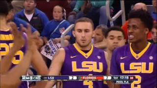 getlinkyoutube.com-2015 Basketball Florida vs LSU 720P