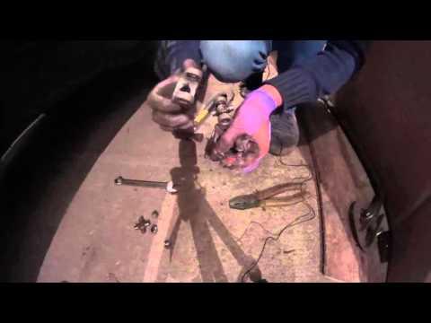Бонус 1 - как убрать люфт рулевого кардана