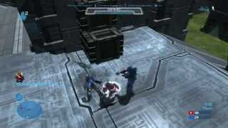 getlinkyoutube.com-Halo Reach Epic Double Kill!