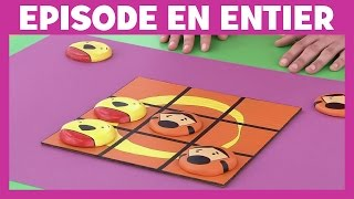 Disney Junior - Art Attack : Jeu de morpion  - En Français