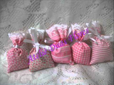 lembrancinhas de maternidade - meninas.wmv
