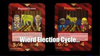 getlinkyoutube.com-Illuminati Card Game: Wierd Election Cycle...