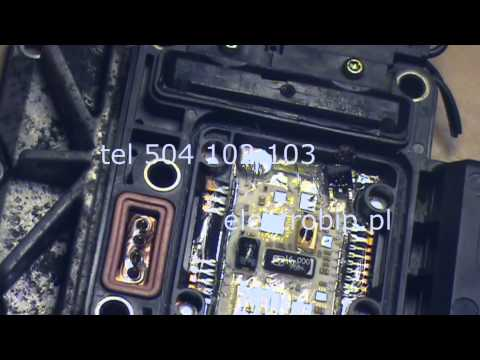 Instrukcja naprawy sterownik pompy wtryskowej Bosch vp44 wymiana tranzystora IRLR3705Z HD