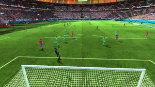 getlinkyoutube.com-2014브라질 월드컵 가상 게임 대한민국 대 알제리전 [프리미엄짐짐의 피파온라인3]