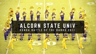 Alcorn State - Honda Battle of the Bands 2017 [4K ULTRA HD]